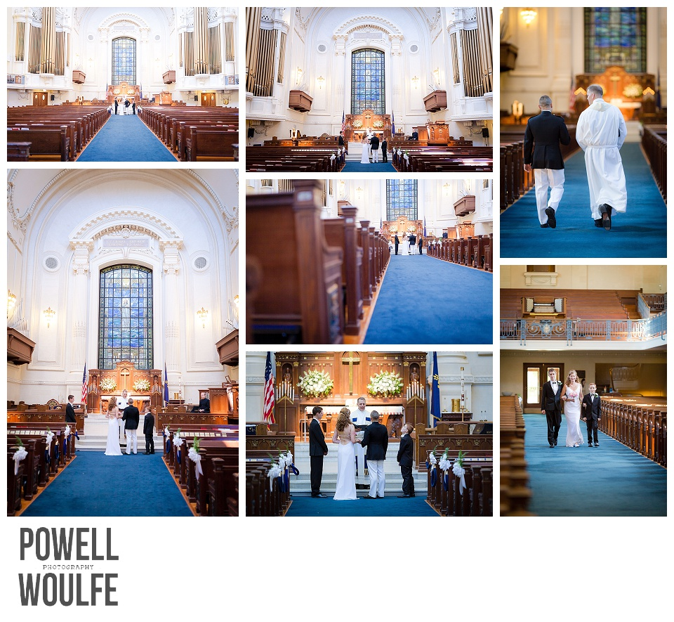 United States Naval Academy Vow Renewal