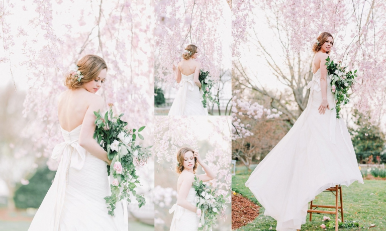 A Cherry Blossom Wedding | Southern California Wedding Photographer