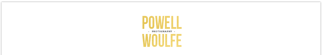 Powell Woulfe Photography logo